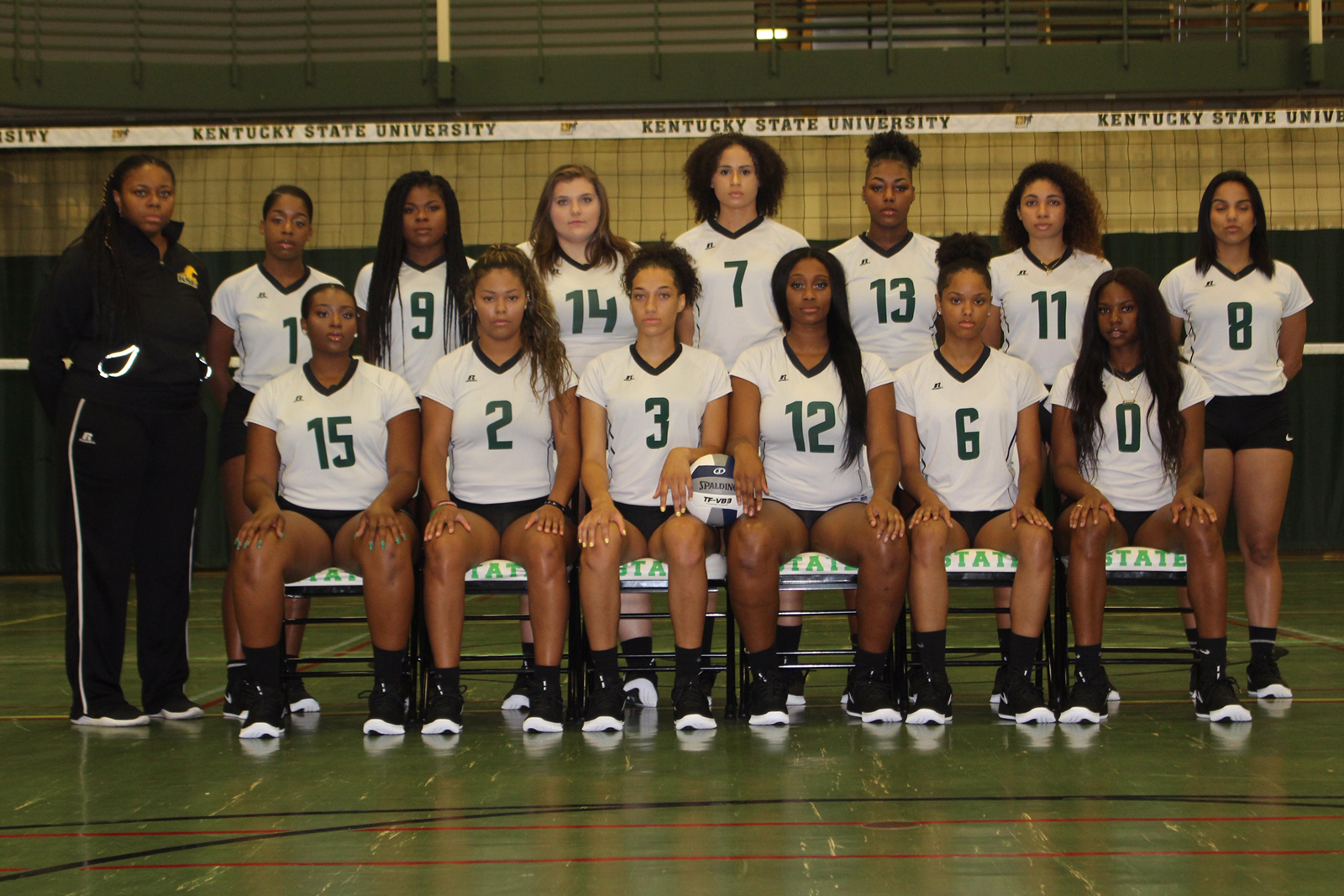 2018 Women S Volleyball Roster Kentucky State University Athletics