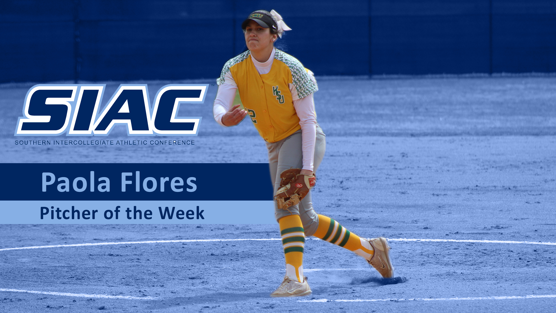 new arrival 260bb 20adf Flores named SIAC Pitcher of the Week, again - Kentucky ...